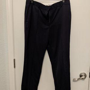 Everlane Navy Blue Women's Dress Pants Size 10